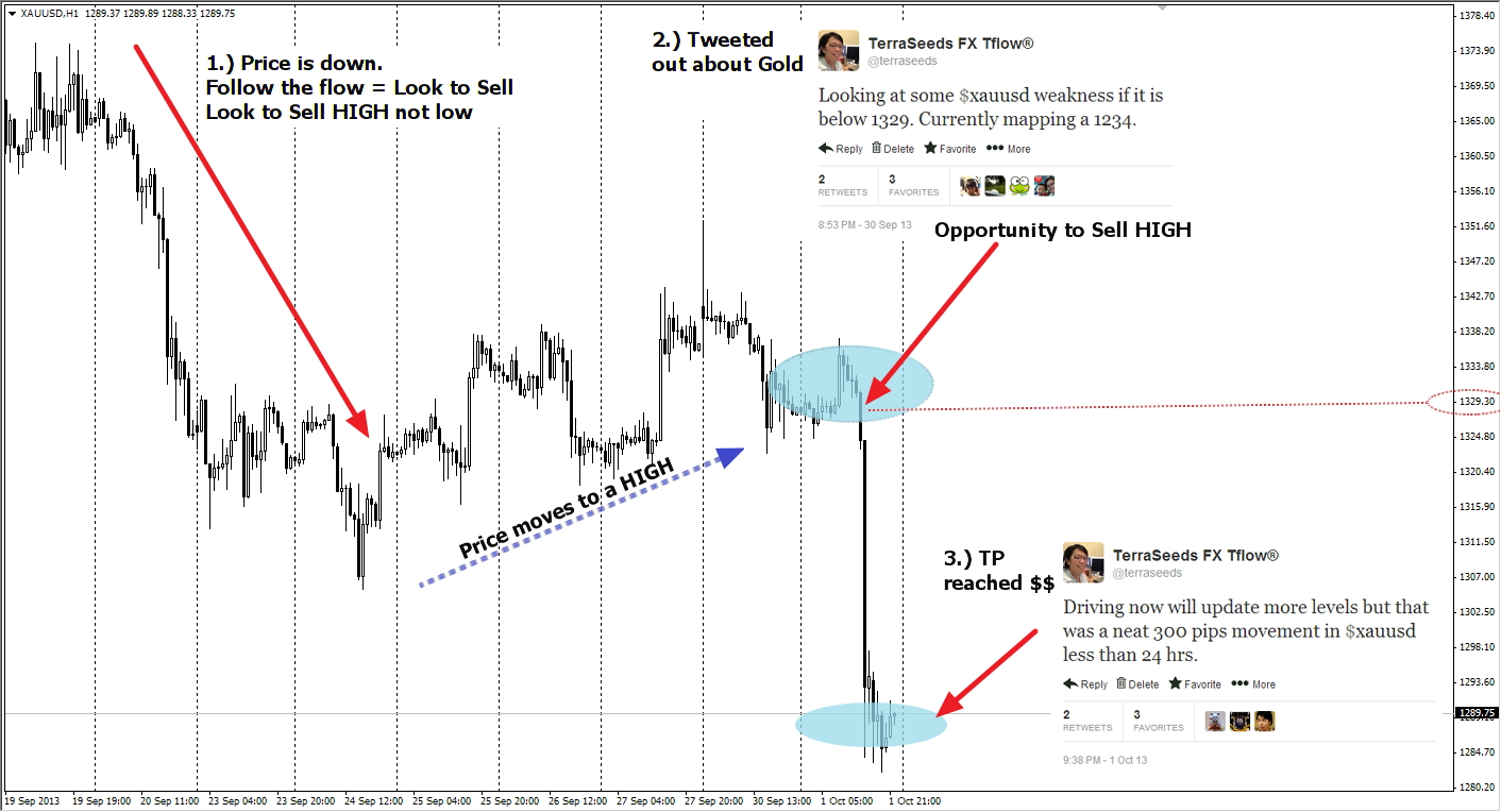 How to trade forex and make profits