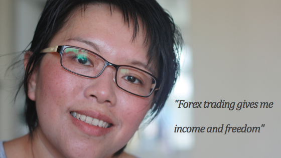 forex trading gives me income and freedom