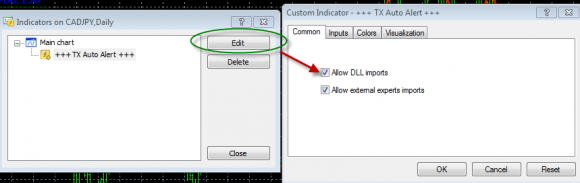 Allow 'DLL' import