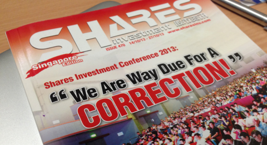 Cover of Shares Investment Magazine Issue 470