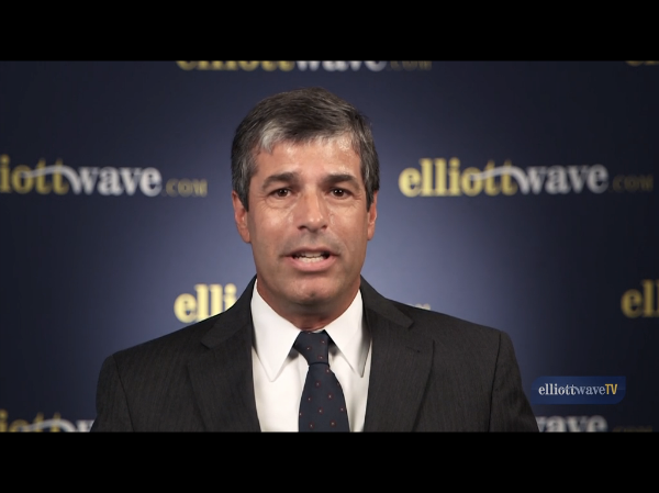 JIm Martens, Currency Pro Service appears on ElliottWave TV